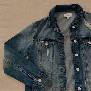 BP trucker style denim jacket